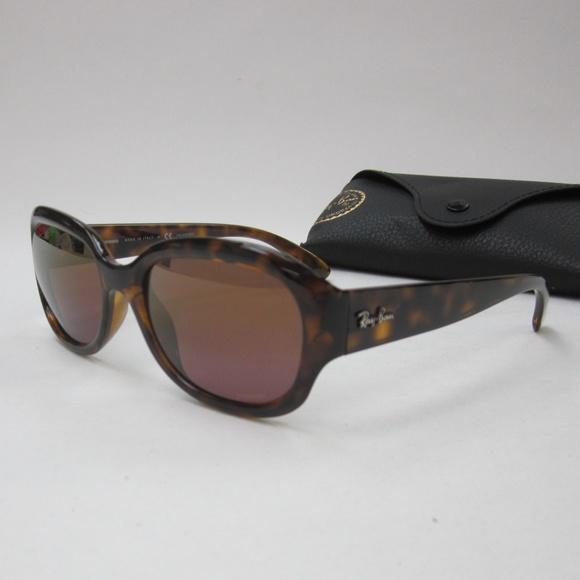 8e954b679c2 RayBan RB 4282-HC 710 6B Unisex Sunglasses OLI818.  M 5b218184df03071b7503c9e9